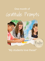 One month of Gratitude Prompts.png
