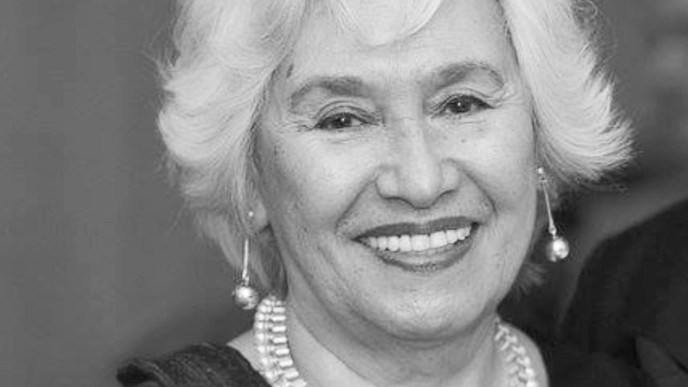 Esther Jessop recognised for a lifetime of service to Māori, NZ-UK relations