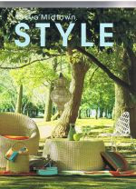 トーキョーニッチが東京ミッドタウンの広報誌Styleに登場しています。