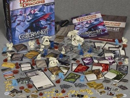 Game Review: Castle Ravenloft