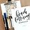 Thumbnail: Brush Lettering Workbook (Digital Download)