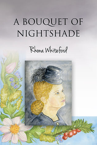 RHONA WHITEFORD COVER_ A bouquet of Nigh