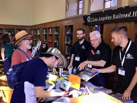 LARHF at the LA Archives Bazaar
