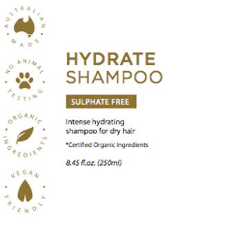 Hydrate Shampoo Sulphate-free