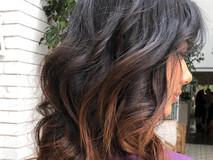 Violet copper sombre
