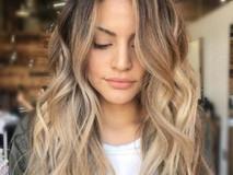 Hair contouring Beachwaves