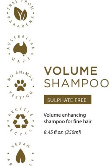 Volume Shampoo Sulphate-free