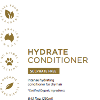 Hydrate Conditioner Paraben-Free
