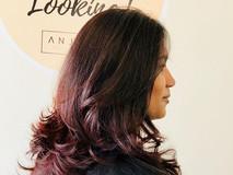 """_anjeoshair Love 💖 my """"Rose brunette So"""
