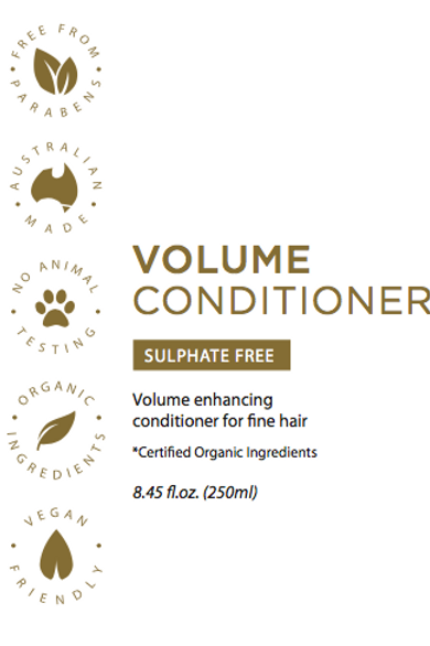 Volume Conditioner Paraben-Free