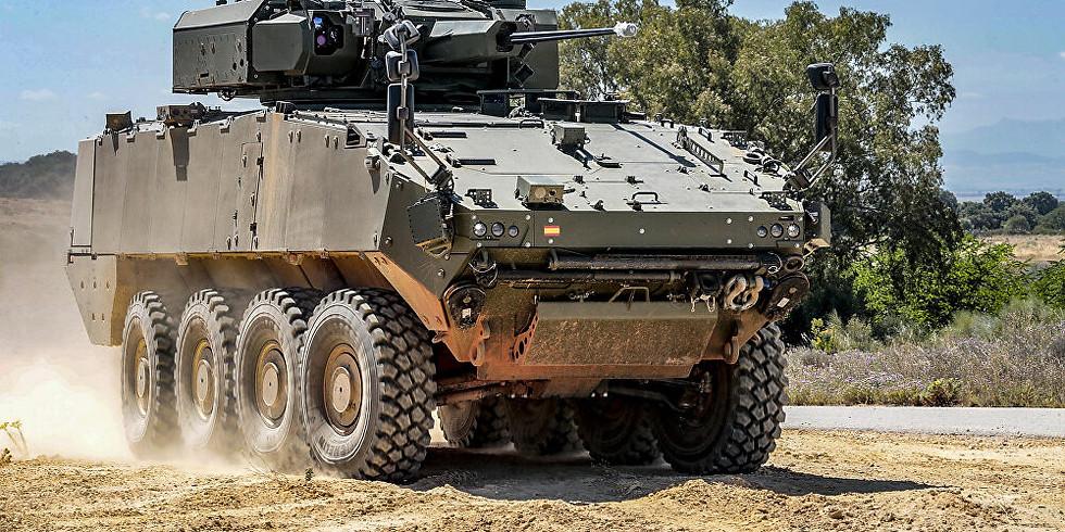 1.El programa VCR8x8 Dragón: innovación en los sistemas de defensa terrestres en España
