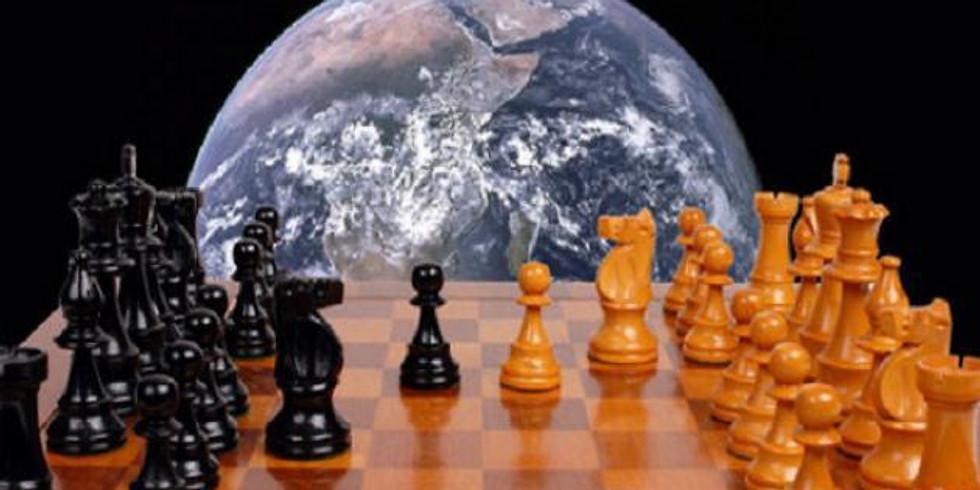 """""""Los ejes del poder económico. Geopolítica del tablero mundial"""""""