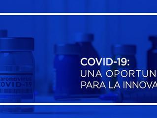 Invitación: Taller de Innovación en Modelo de Negocio post-Covid19. Aprender haciendo. 22 de octubre
