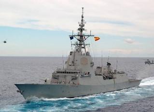 La fragata F-110, el navío español del futuro