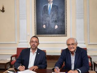 Acuerdo de colaboración entre la Fundación de los Ferrocarriles Españoles y el IIE.