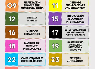 Cursos Fundación Ingeniero Jorge Juan - Junio 2020 con grandes descuentos, de hasta el 80%.