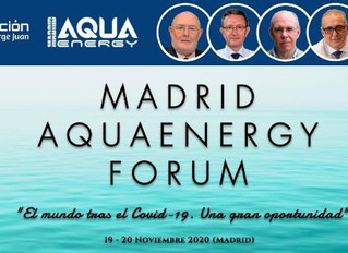 Madrid AquaEnergy Forum 2020