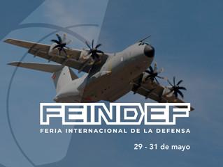 FEINDEF, la Feria de Seguridad y Defensa que España necesita.