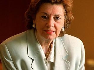 Crónica de la Jornada del 14 de enero de 2019. Dª María Teresa Estevan Bolea Premio Mundial a la muj