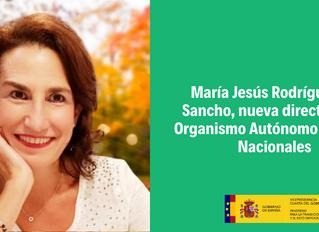 María Jesús Rodríguez de Sancho, nueva Directora del Organismo Autónomo Parques Nacionales