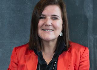 """Teresa Riesgo: """"Tenemos que aprender la lección, generar conocimiento y acumularlo"""""""