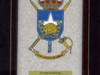 Invitación del Centro Geográfico del Ejército (CEGET) al Comité de Metrología