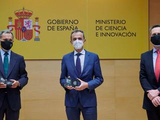 """El IIE se suma  a la iniciativa  """"Objetivo 2%"""" y al  Pacto por la Ciencia y la Innovación"""