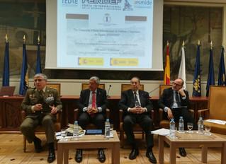 1ª Feria Internacional de Defensa y Seguridad de España, FEINDEF