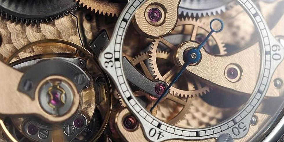 La unidad de tiempo: El segundo