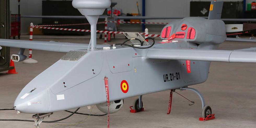 Utilización (no deseada) de UAV,s.