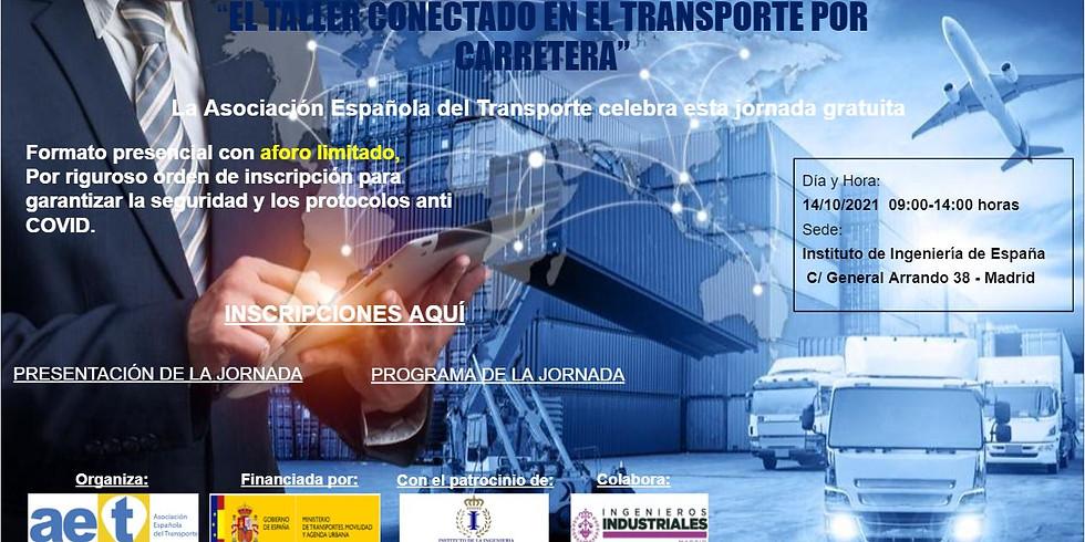 El Taller Conectado en el  Transporte por Carretera