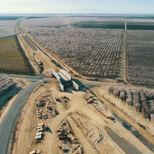 Ferrovial trabaja en un Tren de alta velocidad de California, el plan de construcción 4