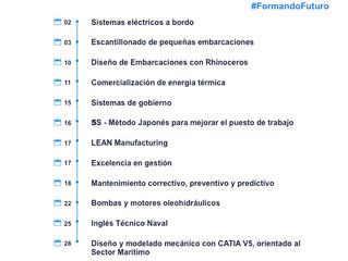 Actividades Fundación Ingeniero Jorge Juan - Junio 2021