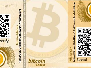 Crónica de la Jornada del 3 de noviembre de 2014. Las monedas virtuales. El Bitcoin. Crónica de la j