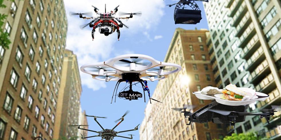 La contribución de los drones al futuro de la movilidad en las ciudades