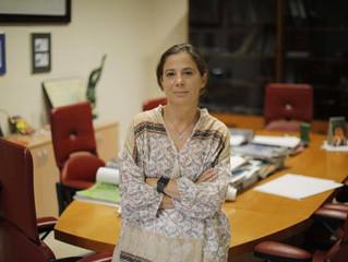 Asunción Cámara gana el premio estatal a la Excelencia de la Mujer en la Ingeniería.