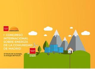 El futuro de la energía, la energía del futuro. Primer Congreso Internacional sobre Energía de la Co