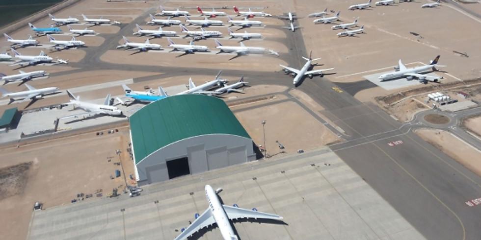 Infraestructuras con éxito: El Aeropuerto de Teruel