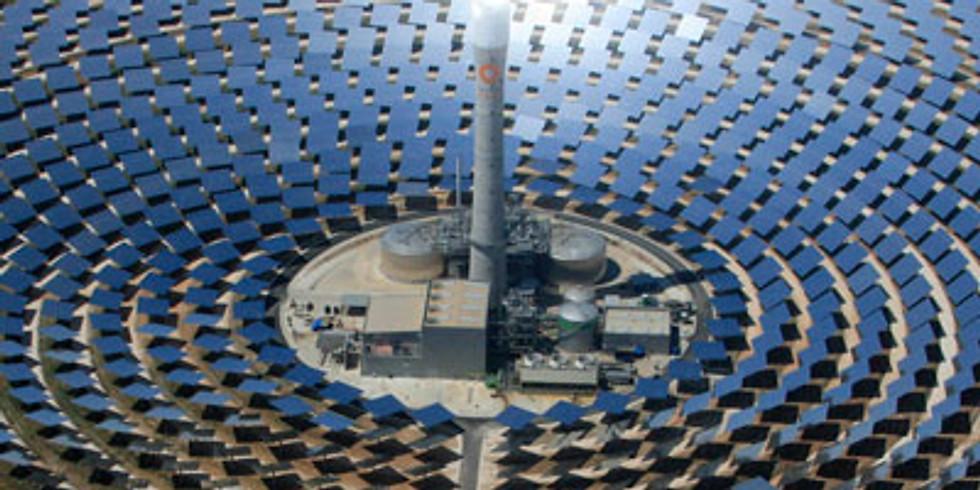 El papel de las centrales solares de concentración en la transición energética