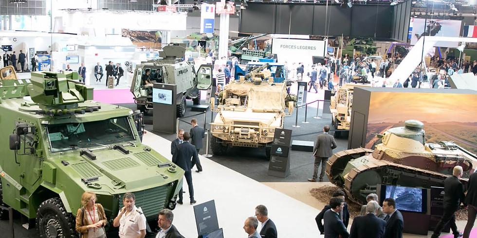 En Torno a la 1ª Feria Internacional de Defensa y Seguridad de España (FEINDEF)