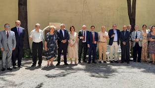 Reunión de los Presidentes de Comités del IIE para analizar sinergias y conclusiones post pandemia