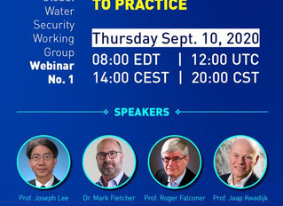 The Business of Global Water Security: Linking Knowledge to Practice