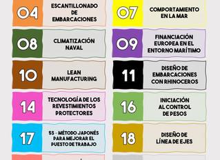 Actividades Fundación Ingeniero Jorge Juan - Septiembre 2020