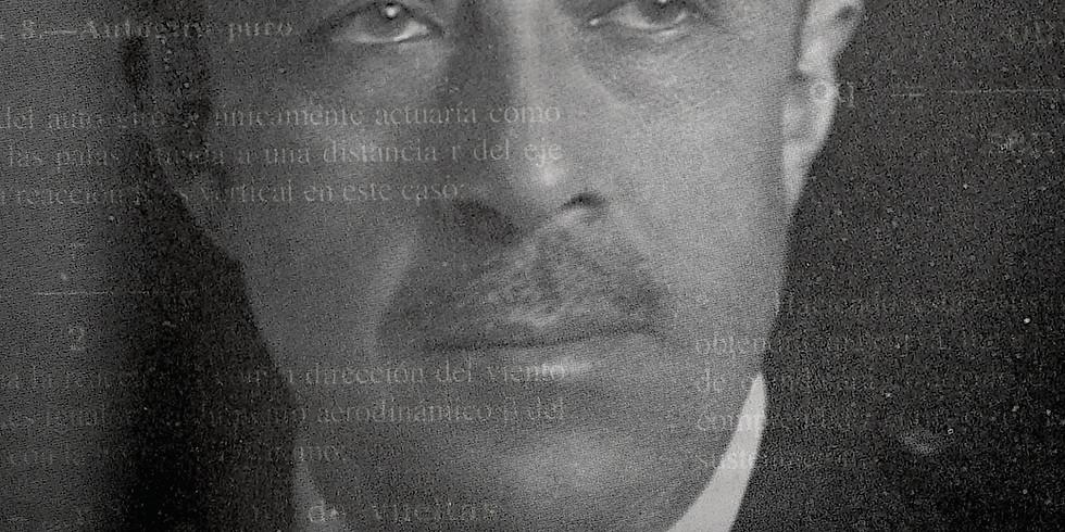 CANCELADO. Documental Emilio Herrera. Un personaje fundamental de la ingeniería aeroespacial