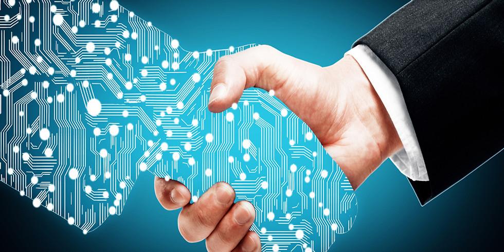 """Mesa Redonda Virtual sobre Industria Conectada: """"Máster de éxito en colaboración Universidad-Empresas"""""""