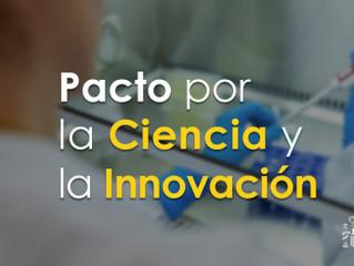 Adhesión del IIE al Pacto por la Ciencia y la Innovación propuesto por Pedro Duque.
