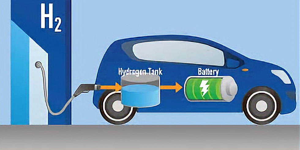 El papel del hidrógeno en la movilidad del presente y del futuro