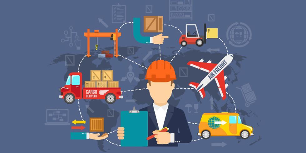 Mesa Redonda Online sobre Ingeniería Logística para siglo XXI.  Máster de Éxito para Ingenieros.