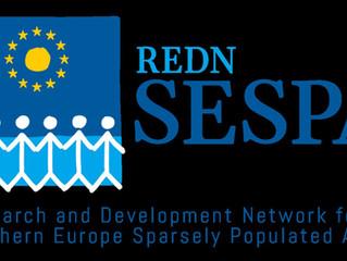Primera reunión telemática de la REDN-SESPA, con las 11 instituciones que la componen.