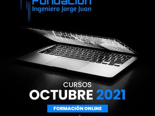 Actividades Fundación Ingeniero Jorge Juan - octubre 2021
